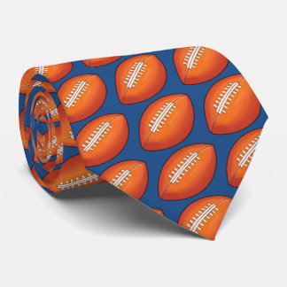 Football Tie - Wear It On Game Day!