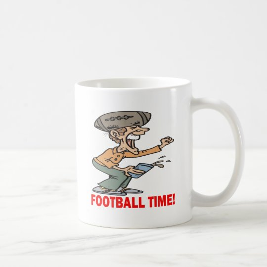Football Time Coffee Mug