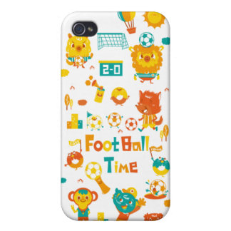 football time- iPhone 4/4S cover
