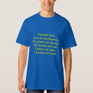 Football Time T-Shirt