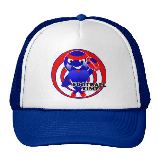 FOOTBALL TIME TRUCKER HAT