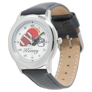 FootBall Time Wrist Watch