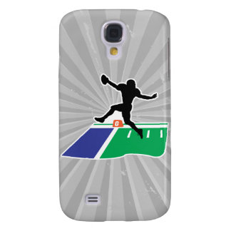 football touchdown vector graphic galaxy s4 case