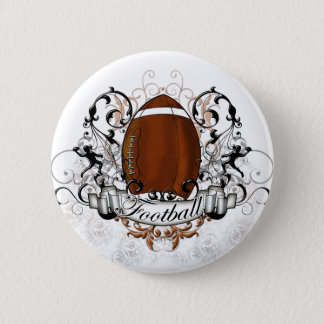 Football Tribal Button