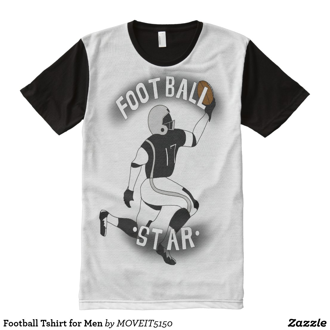 Football Tshirt for Men