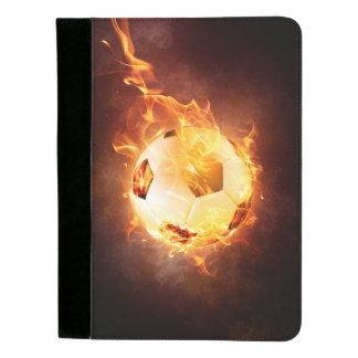 Football under Fire, Ball, Soccer Padfolio
