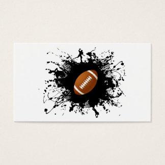 Football Urban Style Business Card