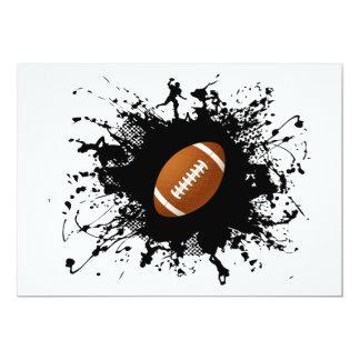 Football Urban Style Card