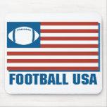 football usa mouse pad