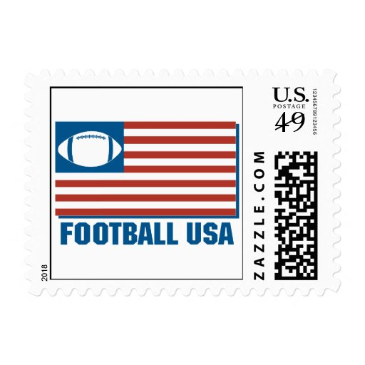 football usa postage