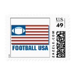 football usa stamp
