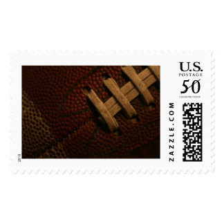 Football USPS Postage Stamp