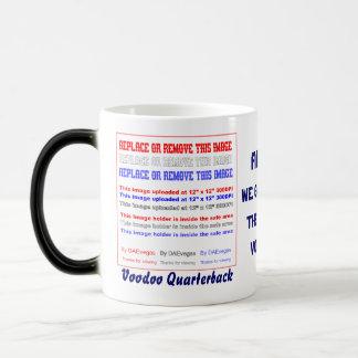 Football Voodoo Quarterback Please view notes Magic Mug
