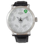Football Watch - with White Shirts