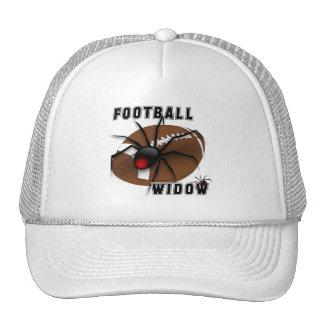 Football Widow w/Text Trucker Hat