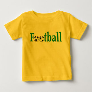 Football with Balls Baby T-Shirt