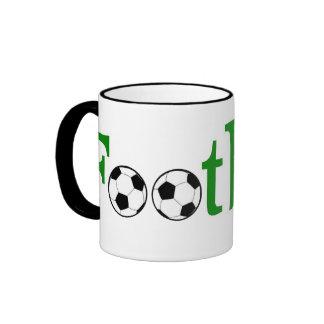 Football with Balls Mug
