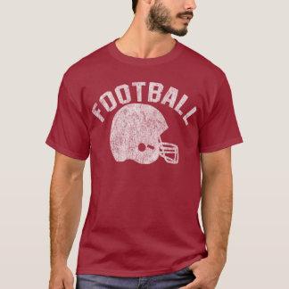 Football with Helmet T-Shirt
