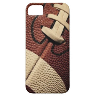 Football with laces iPhone SE/5/5s case
