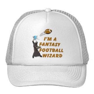 Football Wizard #1 Trucker Hat