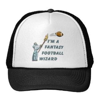 Football Wizard #2 Trucker Hat