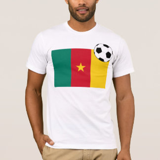 Football World Cup CAMEROUN American Apparel Shirt