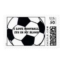 Football world cup postage. postage