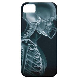 Football Xray iPhone 5 case