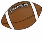 footballball Photosculpture Standing Photo Sculpture