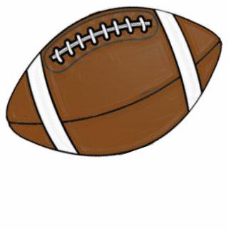 footballball Photosculpture Cut Out