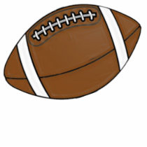 footballball Photosculpture Statuette