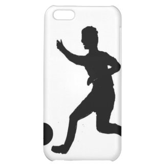 Footballer or Soccer Cover For iPhone 5C