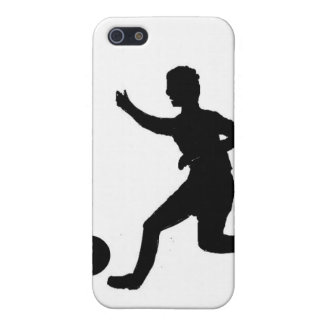Footballer or Soccer iPhone 5 Covers