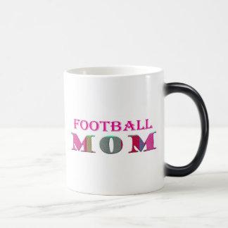 FootballMom Magic Mug
