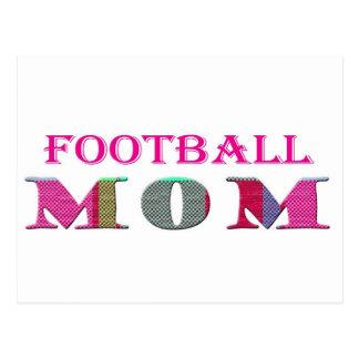 FootballMom Postcard