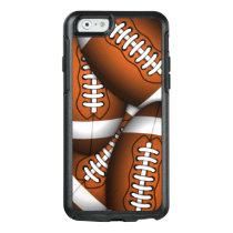 Footballs American Football OtterBox iPhone 6 Case