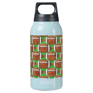FOOTBALLS INSULATED WATER BOTTLE