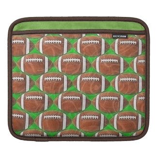 FOOTBALLS iPad Sleeve