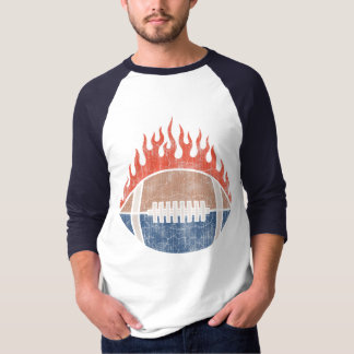 Footballs of Fire T-Shirt