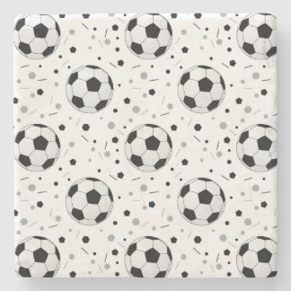 Footballs Stone Coaster