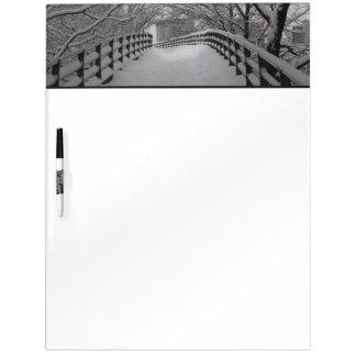 Footbridge Dry Erase Board