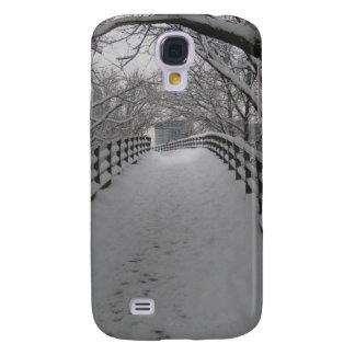 Footbridge Galaxy S4 Cover