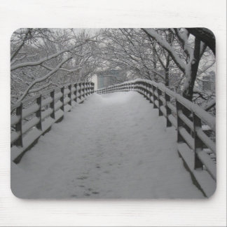 Footbridge Mouse Pad
