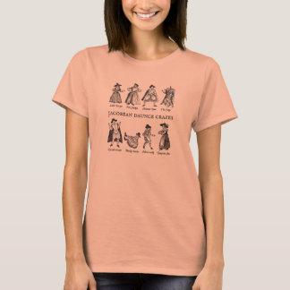 Foote-loose, 1603-1625 T-Shirt