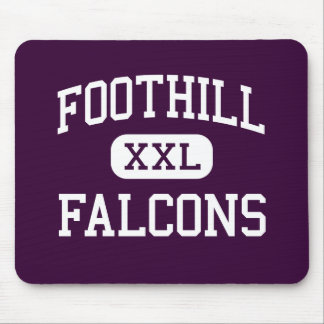 Foothill - Falcons - High - Albuquerque New Mexico Mouse Pad