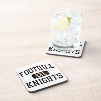 Foothill Knights Athletics Coaster