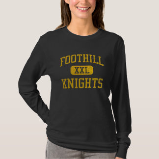 Foothill Knights Athletics T-Shirt