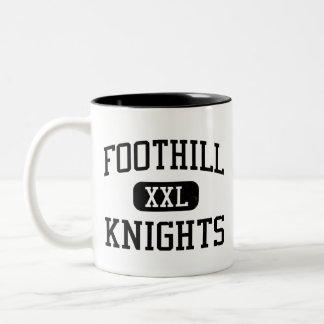 Foothill Knights Athletics Two-Tone Coffee Mug