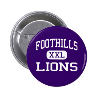 Foothills - Lions - High - Mount Airy Pins