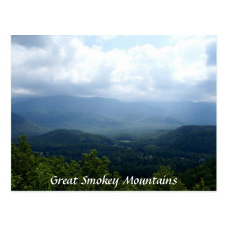 Foothills Trail Parkway Postcard